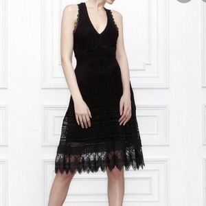 Anthropologie Leifsdottir Crochet Lace Dress